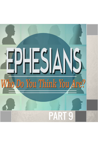 09(O034) - Christ's Purpose For The Christian