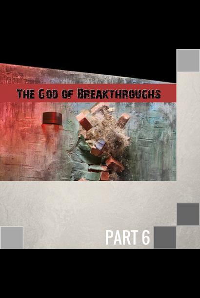 06(E023) - The Unknown Servant - Breakthrough by Restoration CD SUN