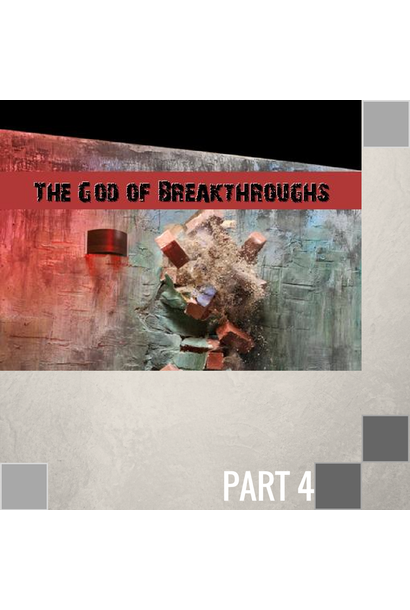 04(E021) - Jabez - Breakthrough In Negative Circumstance CD SUN