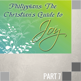 07(P007) - How To Have A Christ Exalting Testimony CD WED