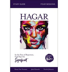 Books Hagar -Known By Name