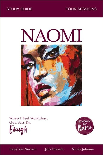 Books Naomi - Known By Name