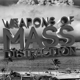 TPC - CD 00(M008) - Weapons Of Mass Distraction! CD Sun