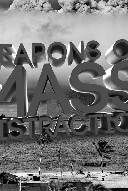 031 - Weapons Of Mass Distraction! By Pastor Jeff Wickwire | LT03517