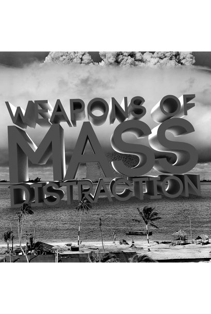 00(M008) - Weapons Of Mass Distraction! CD Sun