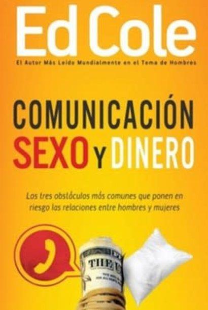 Comunicacion Sexo y Dinero Book By Ed Cole - Communication Sex and Money