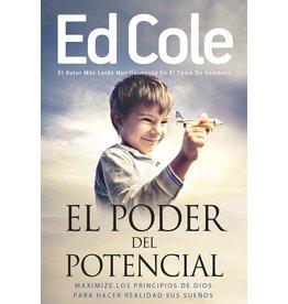 Kingdom Men/Women El Poder Del Potencial Book by Ed Cole The Power of Potential