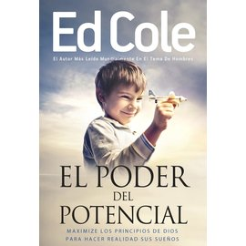 Kingdom Men/Women El Poder Del Potencial Book by Ed Cole The Power of Potential