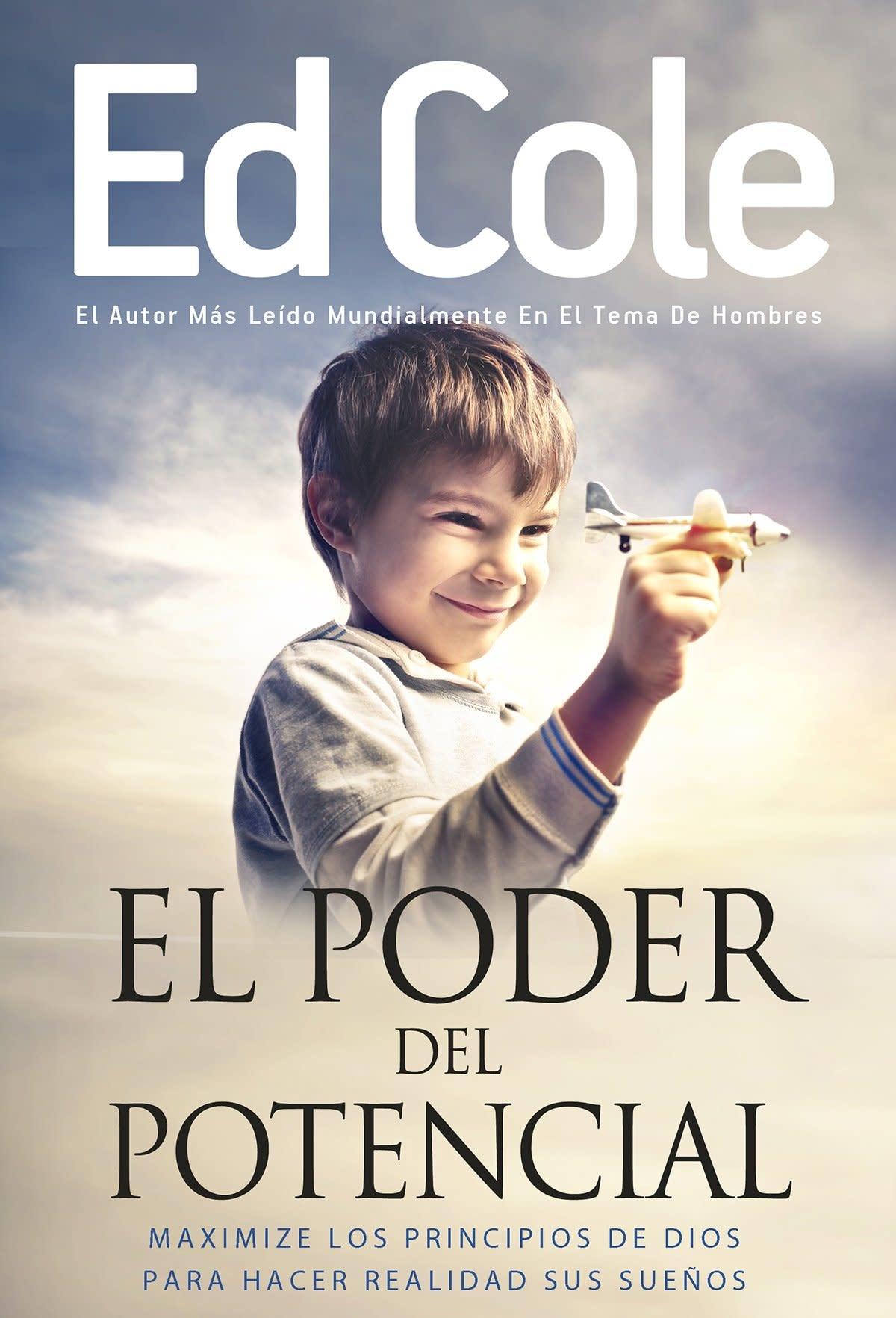 El Poder Del Potencial Book by Ed Cole The Power of Potential-1
