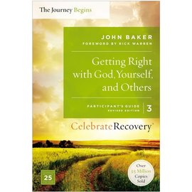 Getting Right with God Yourself, and Others - The Journey Begins - 3