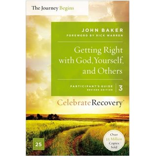 Books 03-Getting Right with God Yourself, and Others - The Journey Begins