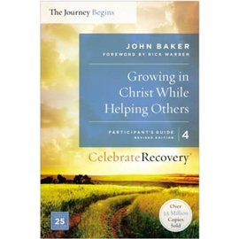 Growing In Christ While Helping Others - The Journey Begins - 4