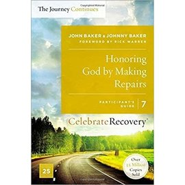 Honoring God by Making Repairs - The Journey Continues - 7