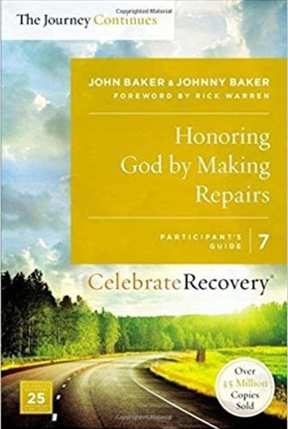 The Journey Continues 07-Honoring God by Making Repairs