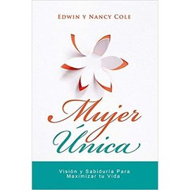 Mujer Unica Book by Ed Cole - Unique Women