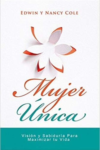 Mujer Unica Book by Ed Cole - Unique Women