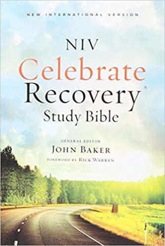 NIV Celebrate Recovery Bible Paperback-1