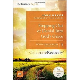 Books 01-Stepping Out of Denial Into God's Grace - The Journey Begins