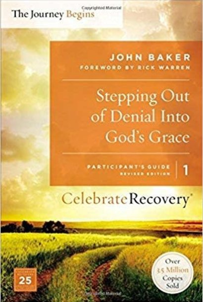 The Journey Begins 01-Stepping Out of Denial Into God's Grace