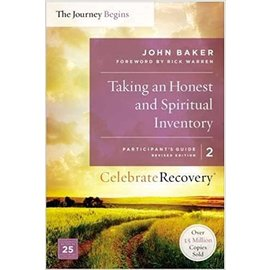 Books 02-Taking an Honest and Spiritual Inventory - The Journey Begins