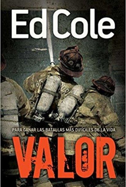 Valor Book By Ed Cole - Courage