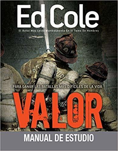 Kingdom Men/Women Valor Workbook By Ed Cole - Courage