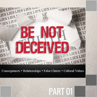 01(D034) - Be Not Deceived About Consequences CD SUN