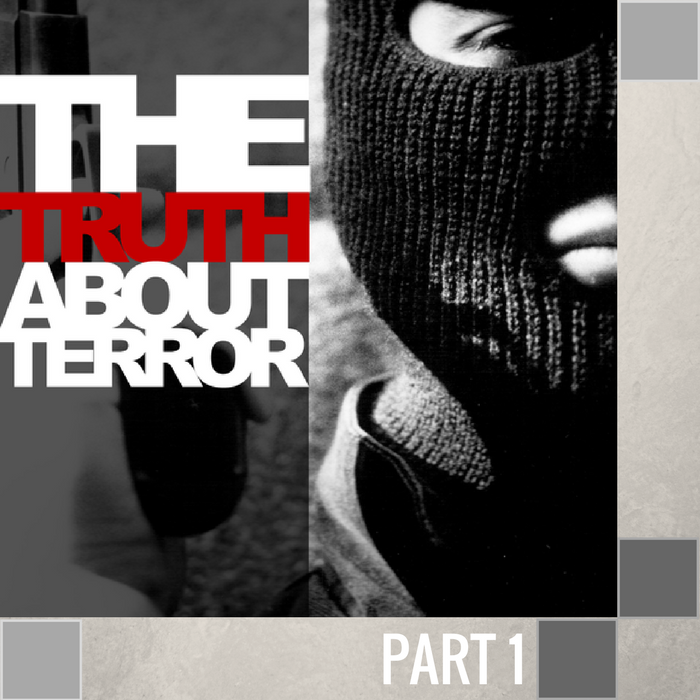01 - Isaac And Ishmael - The Roots Of Modern Day Terror  By Pastor Jeff Wickwire   LT00646-2