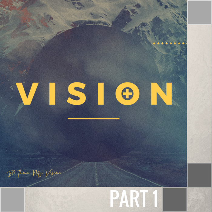 01(C025) - God s Vision for Every Person CD Sun-3