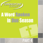 TPC - CD 04(K049) - A Guiding Word To The Directionless Christian CD SUN