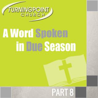 TPC - CD 08(K053) - A Lifting Word To The Fallen Christian CD SUN