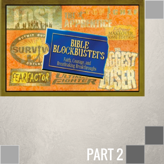 02 - Survivor Joseph The Rejected One  By Pastor Jeff Wickwire | LT00933-3