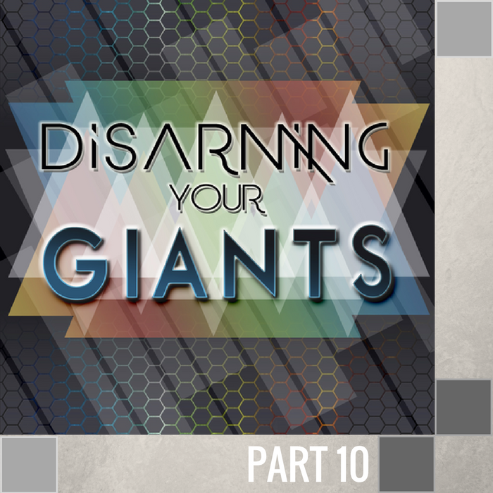 10 - Disarming The Giant Of Depression  By Pastor Jeff Wickwire | LT01865-3