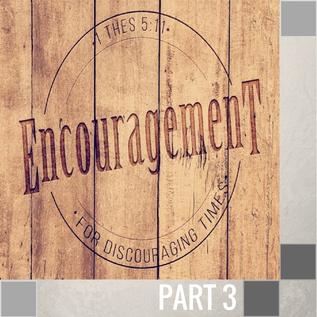 03(F046) -  How God Encourages Us CD SUN