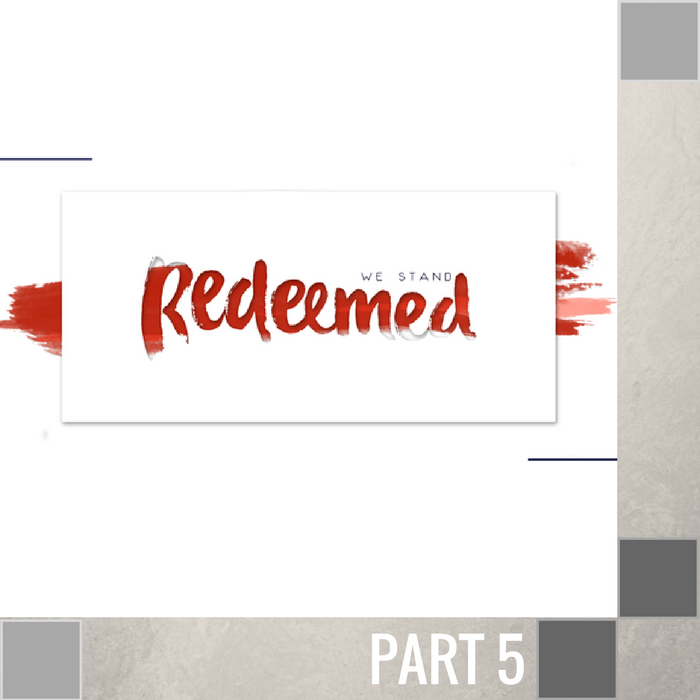 05(T048) - Redeemed The Resurrection CD SUN-4