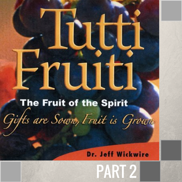 02(E042) - Gifts Are Sown, Fruit Is Grown CD SUN-2