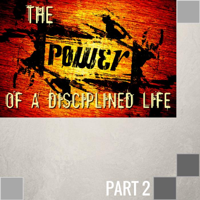 02(P028) - Three Private Spiritual Disciplines CD SUN-2