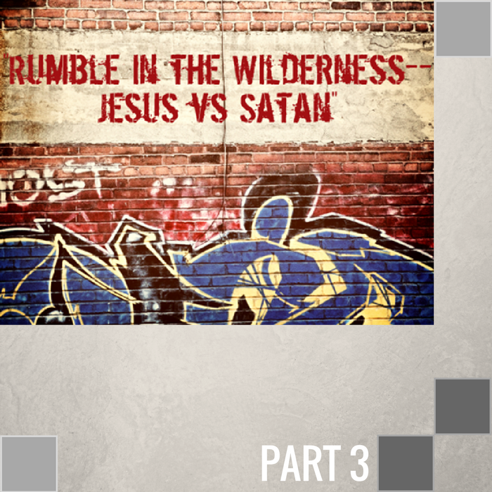 03 - Satan Attacks God's Plan  By Pastor Jeff Wickwire | LT01012-2