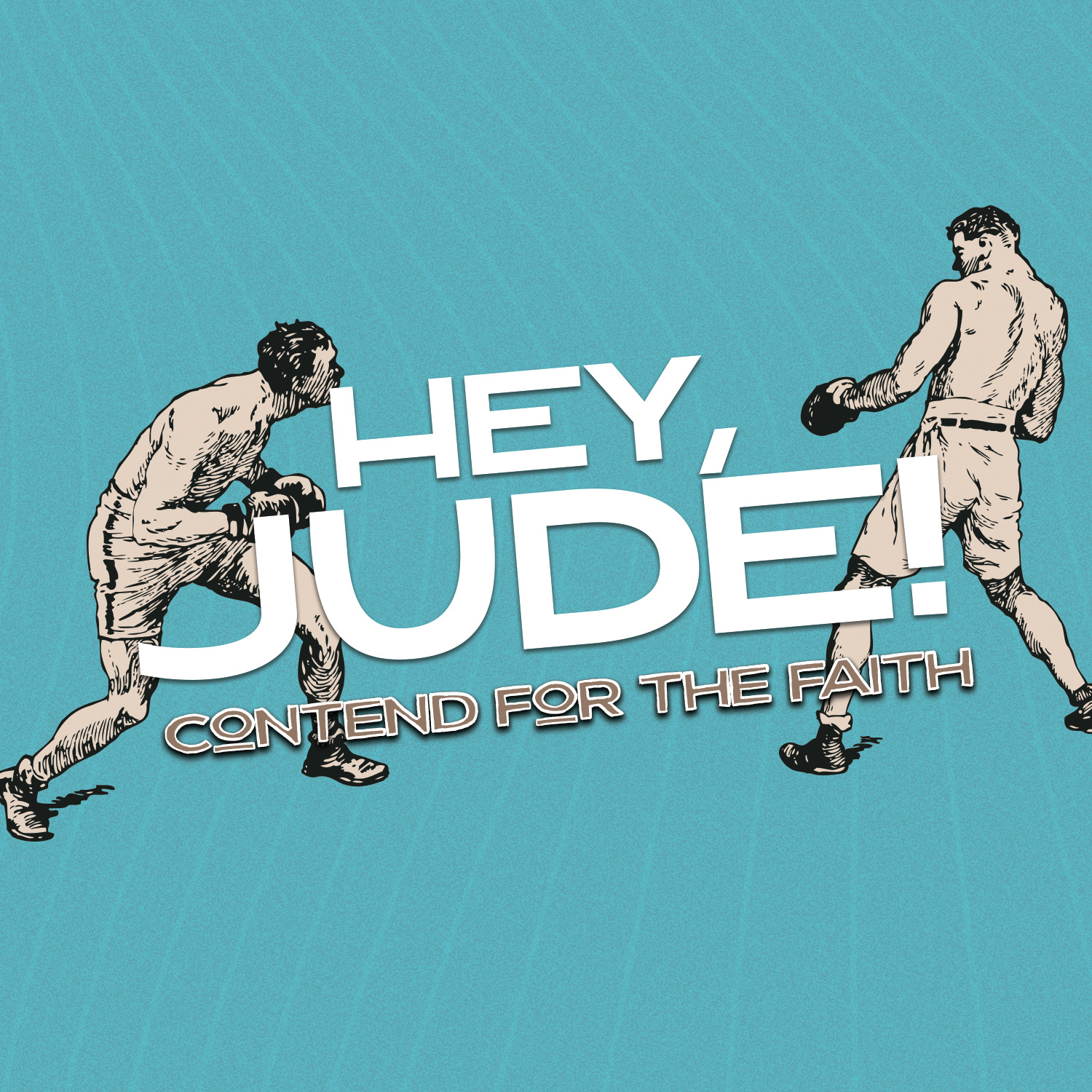 00 - Hey Jude Complete Series - (F013-F016) By Pastor Jeff Wickwire | LT03340-1
