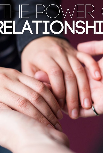 092 - The Power of Relationships By Pastor Jeff Wickwire   LT03530