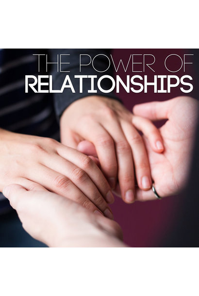 00(M003) - The Power of Relationships CD Sun