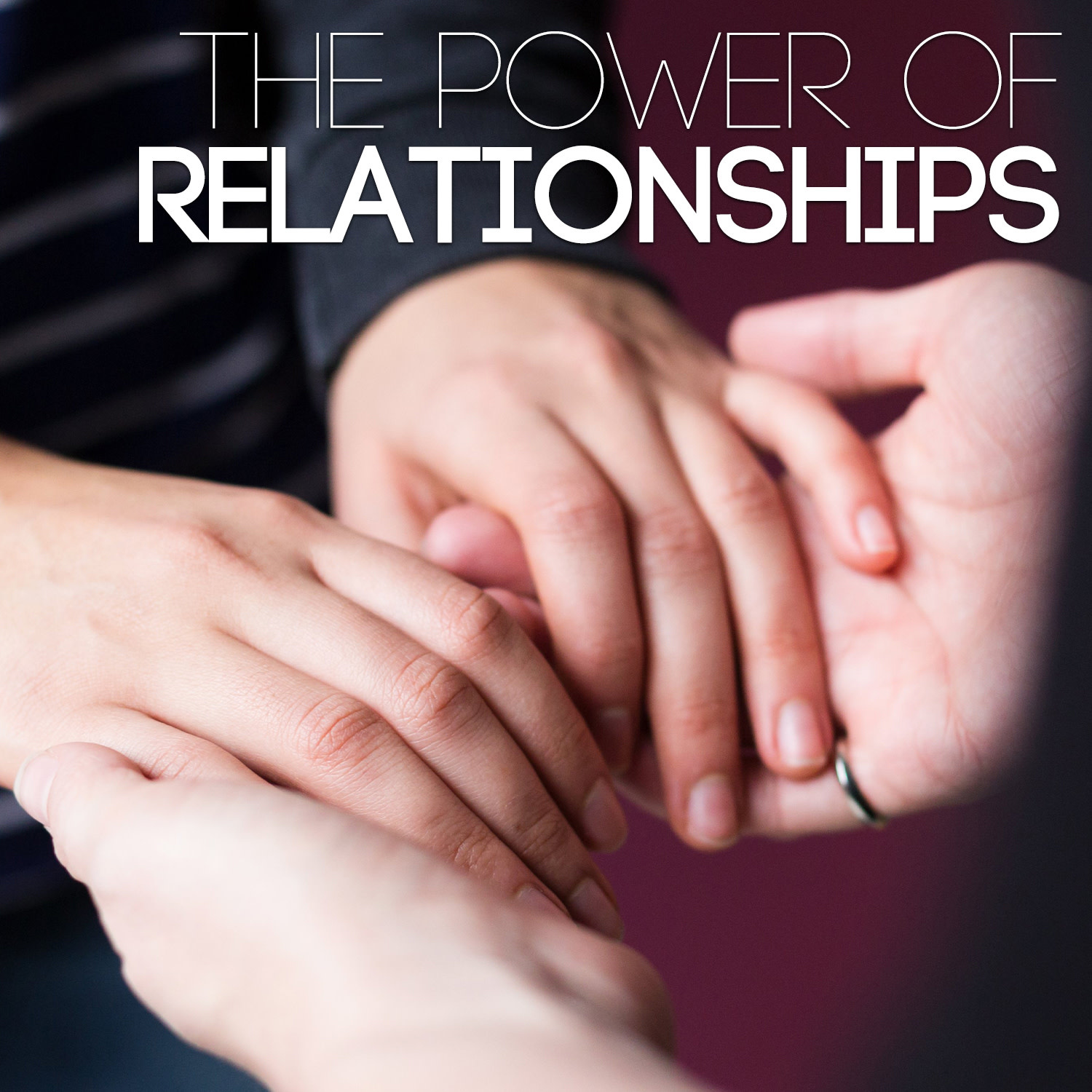 00(M003) - The Power of Relationships CD Sun-1