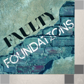 TPC - CD 00(M001) - Faulty Foundations CD Sun