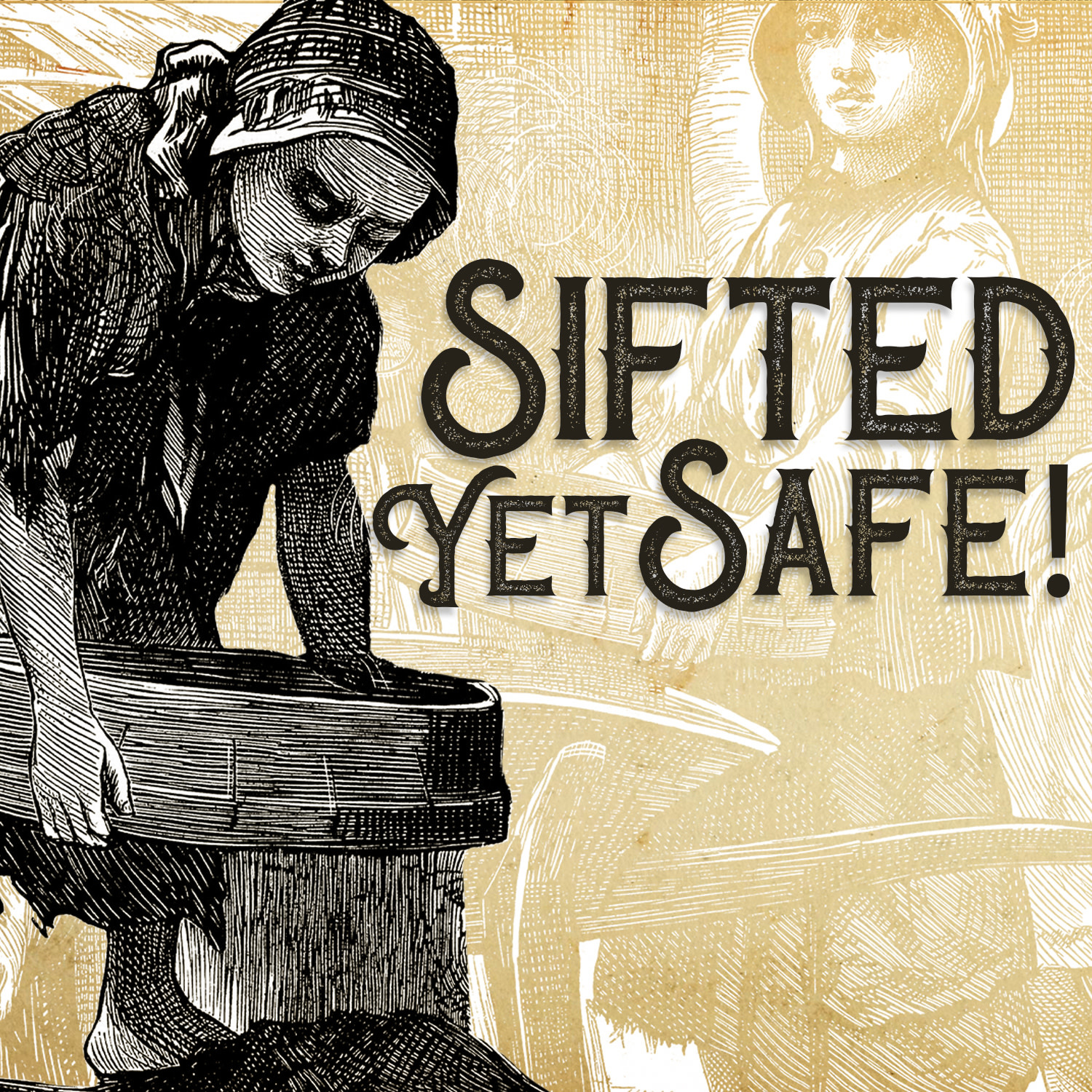 095 - Sifted Yet Safe By Pastor Jeff Wickwire | LT03557-1