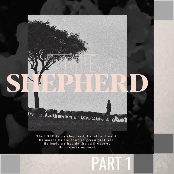 01 - My Shepherd By Pastor Jeff Wickwire | LT03596-1