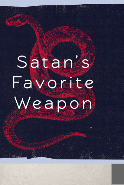 098 - Satan's Favorite Weapon By Pastor Jeff Wickwire | LT03602