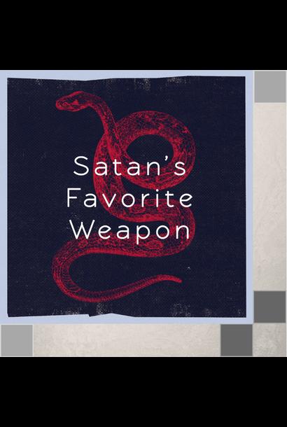 00(M013) - Satan's Favorite Weapon CD Sun