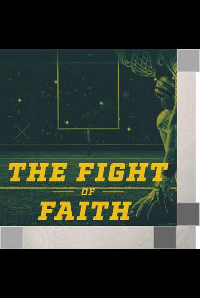 00(M015) - The Fight Of Faith CD Sun