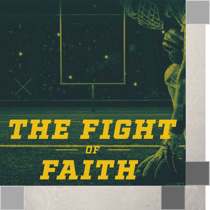 100 - The Fight Of Faith By Pastor Jeff Wickwire | LT13570-1