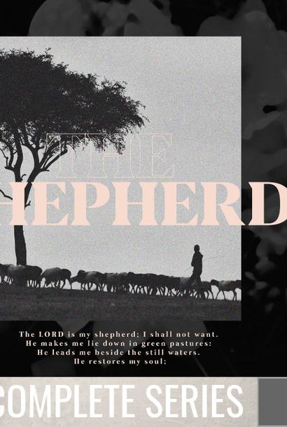 00 - The Shepherd - Complete Series By Pastor Jeff Wickwire | LT13574